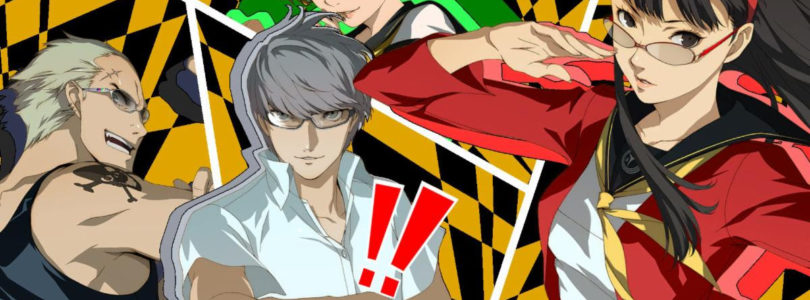 Persona 4 Golden Now Available Worldwide on PC