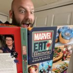 Marvel Eat the Universe: The Official Cookbook Review
