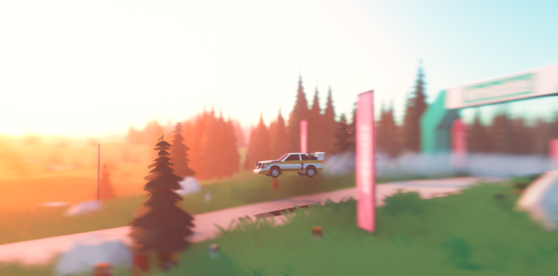 Art of Rally Rolls Onto Consoles This Summer