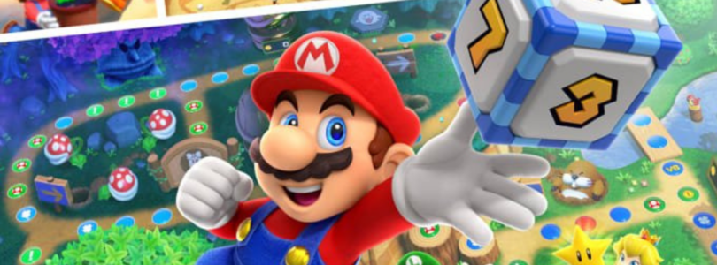 Mario Party Superstars Announced – Coming October